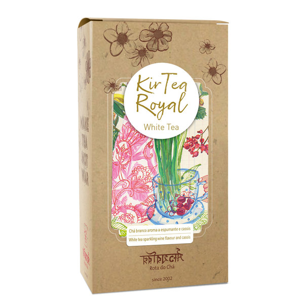 Kir Tea Royal